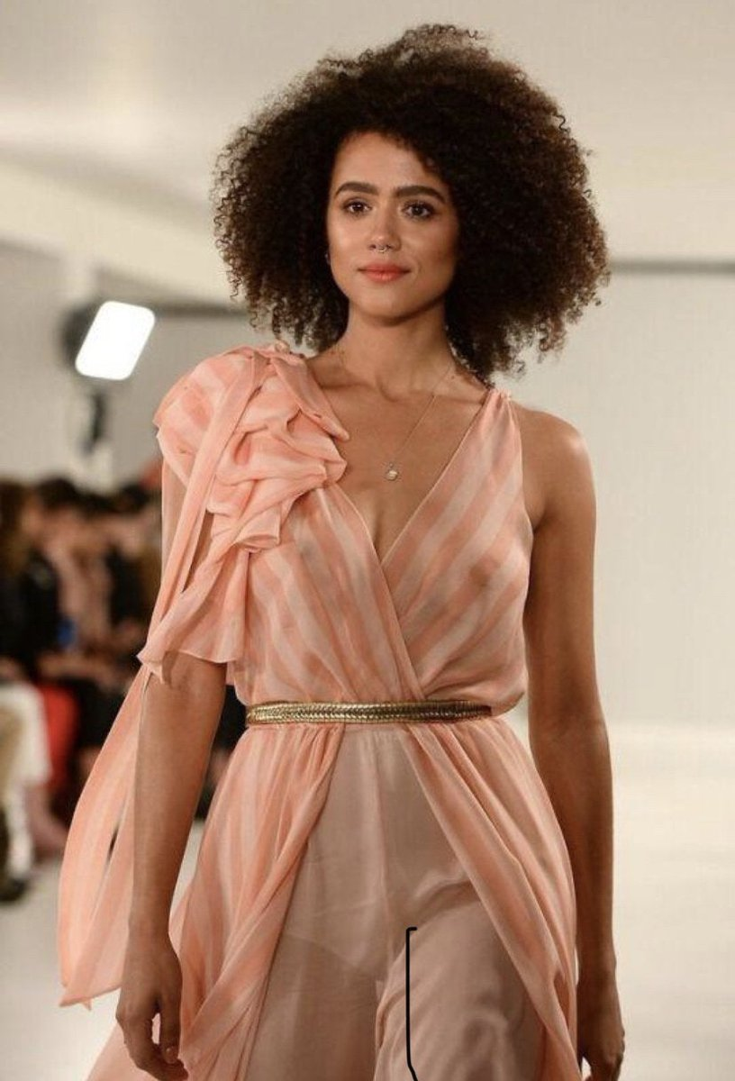 Hotcelebs On Twitter The Irresistibly Sexy Nathalie Emmanuel Is