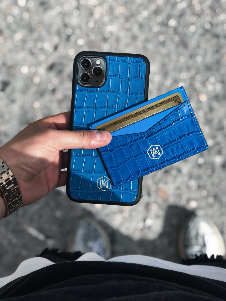 Cover Iphone 11 Rossa in vera pelle - Andrea Morante ®️