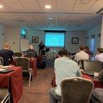 Image for the Tweet beginning: Partner Meeting #1 in Dublin