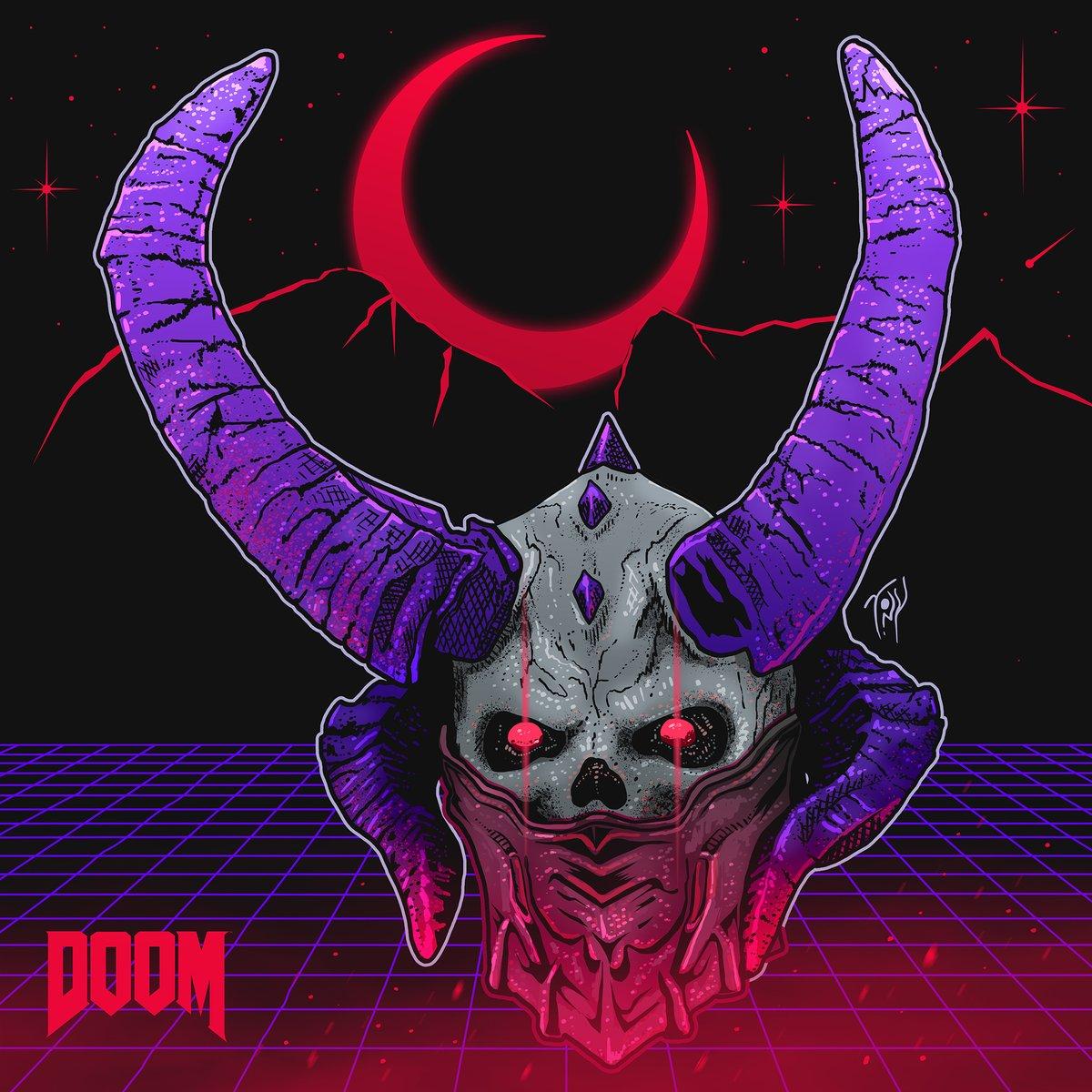 Doom On Twitter Outrun Marauder Fan Art By Tony Kei Art Https