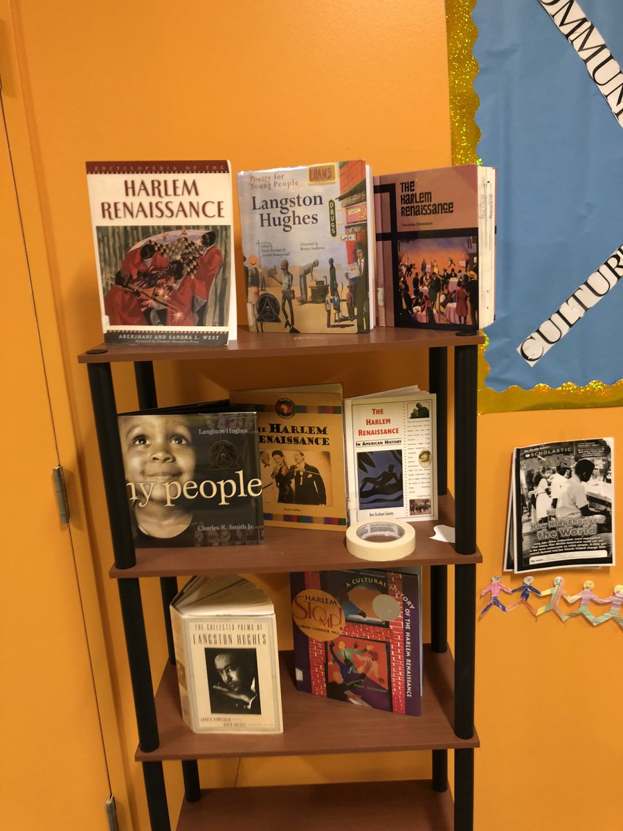 We had an awesome time learning about Black History. Each classroom had a unique display or discussions concerning Black History month. <a target='_blank' href='https://t.co/1SNmROUFnC'>https://t.co/1SNmROUFnC</a>