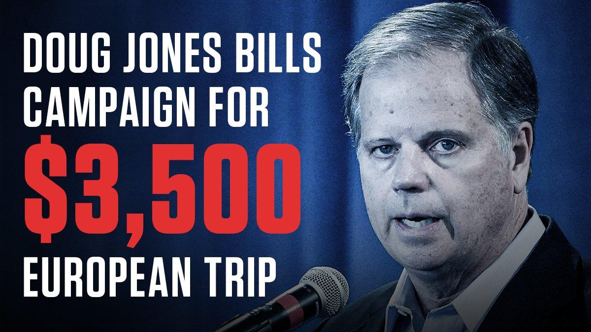 Come on, @DougJones, at least pretend like you still care... #ALSen #ALpolitics foxnews.com/politics/jones…
