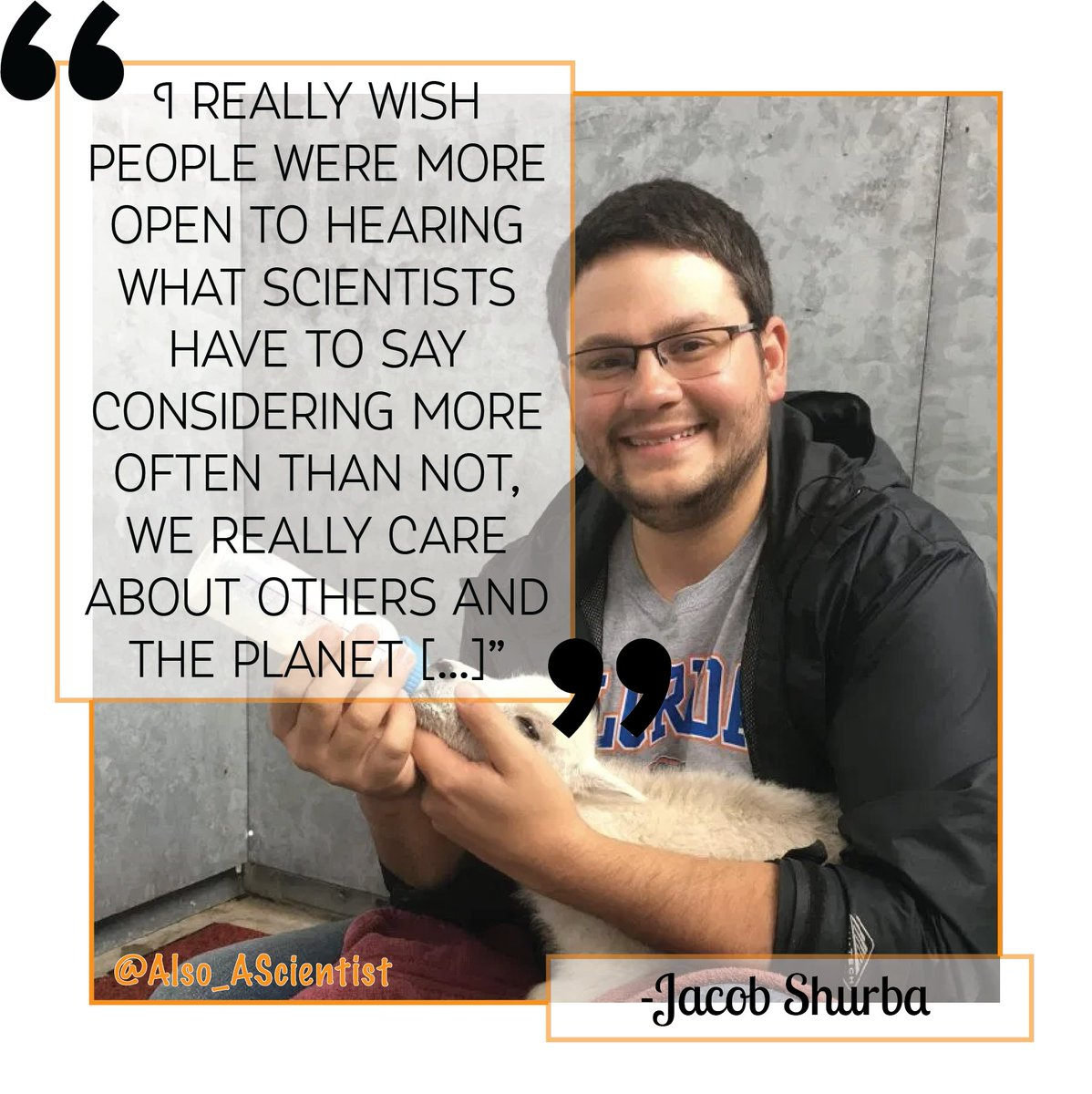 Say hi to @JShurba, a wildlife disease ecologist at Clemson in the USA🇺🇸 whose love of science started with @JurassicPark! Jacob loves wildlife photography & writing for his blog, The Art of Infection (artofinfection.blogspot.com) #FirstGenInSTEM ✨ow.ly/9Jop50ytk4B✨