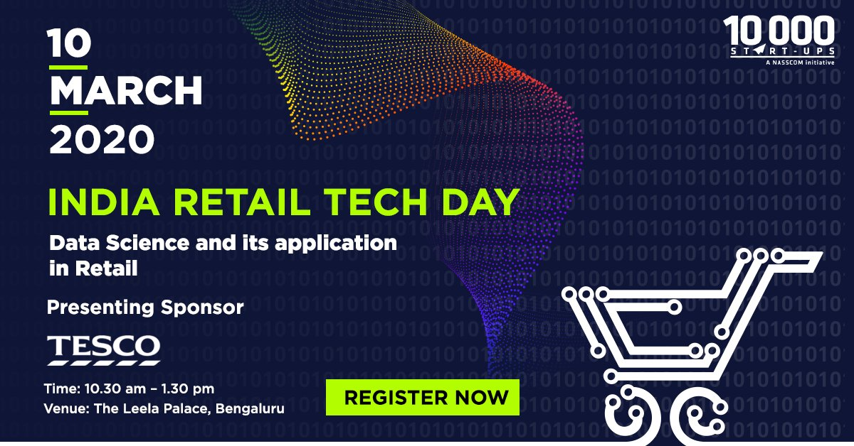 First Ever NASSCOM India RetailTech Day 2020 in Bengaluru