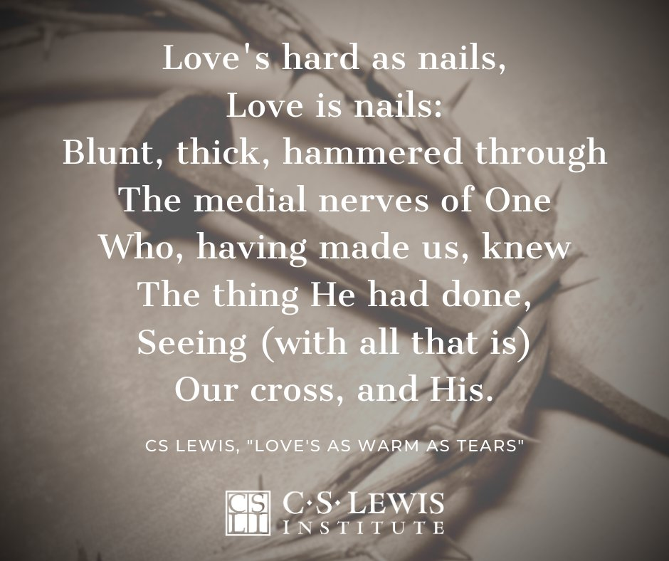 """Lent Day 6  As we head into our first full week of Lent and find ourselves, once again, in the midst of the chaos and busyness of life, let us take time to pause and lay ourselves open to the Love that gives meaning to it all--the Love who, for our sake """"emptied himself... https://t.co/yfLExODRta"""