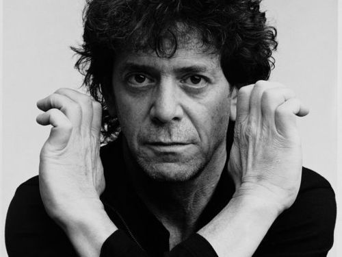 Happy birthday wherever you are, Lou Reed!