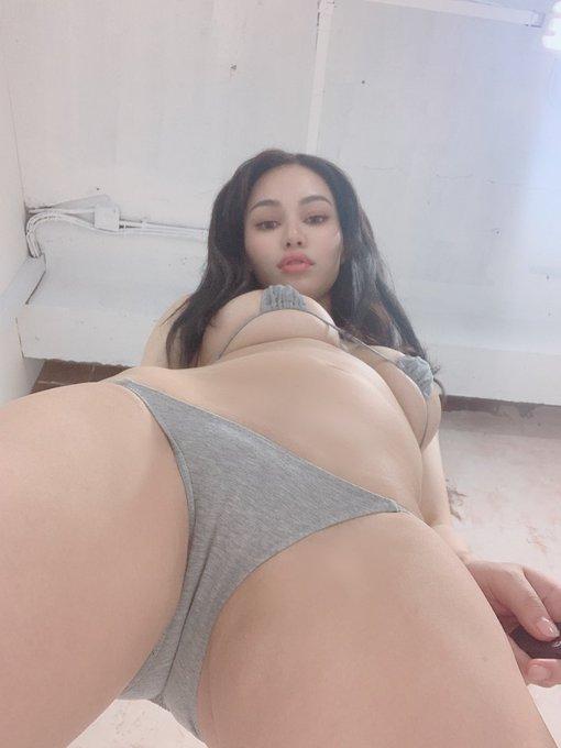 グラビアアイドル水木ケイトのTwitter自撮りエロ画像22