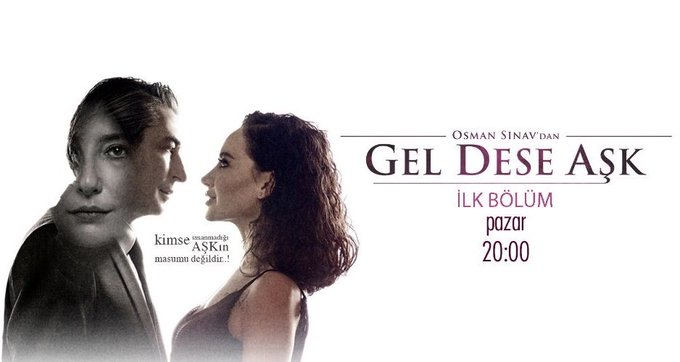 قصة المسلسل التركي: إذا ناداك الحب/ Gel Dese Aşk (2020)