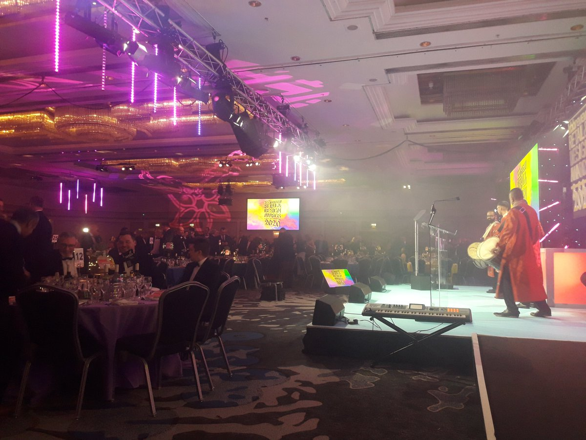 We're delighted to be sponsoring the community champion award at the KBB Awards 2020. Good luck everyone. #kbbawards #kbb2020