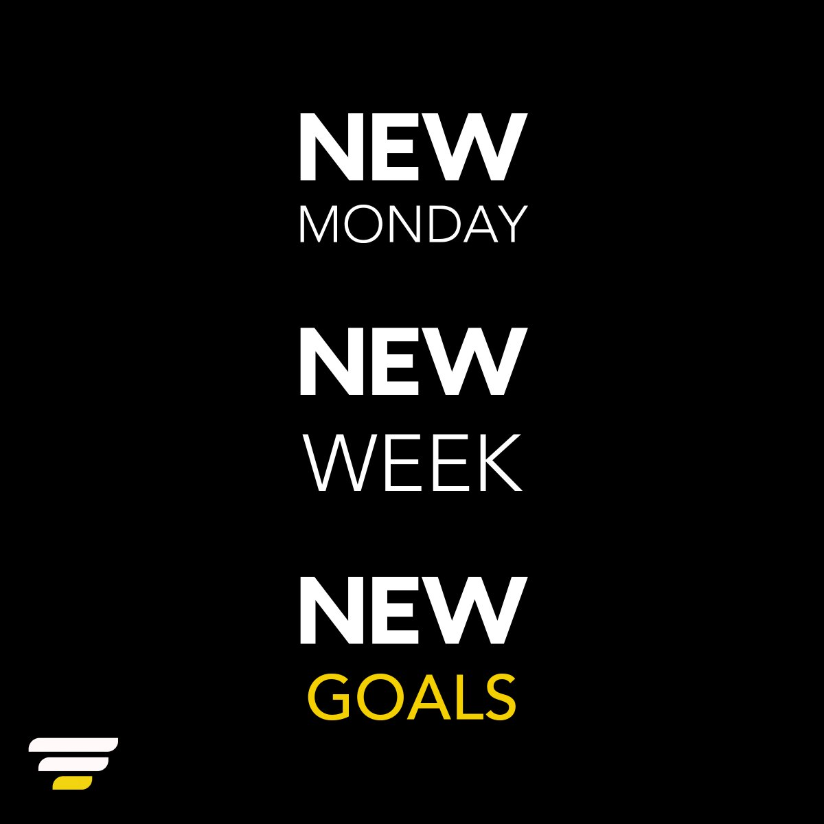 What are your goals this week?💪 https://t.co/qUEElF6hKw