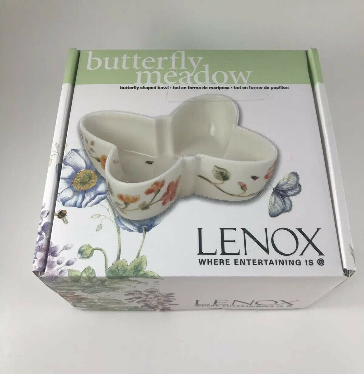 Lenox Butterfly Meadow Butterfly Bowl Lenox Butterfly Shaped Bowl NEW  https://www.ebay.com/itm/Lenox-Butterfly-Meadow-Butterfly-Bowl-Lenox-Butterfly-Shaped-Bowl-NEW/193151515942?hash=item2cf8ba3d26:g:i5gAAOSwQmRc3aqx…  #lenox #butterflymeadow #spring #butterfly #butterflies #newpic.twitter.com/jJOJKt3TQL