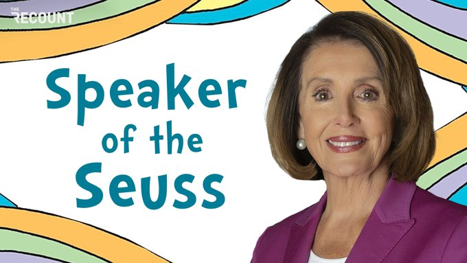 Wishing a very happy birthday to from your biggest fan, Nancy Pelosi.