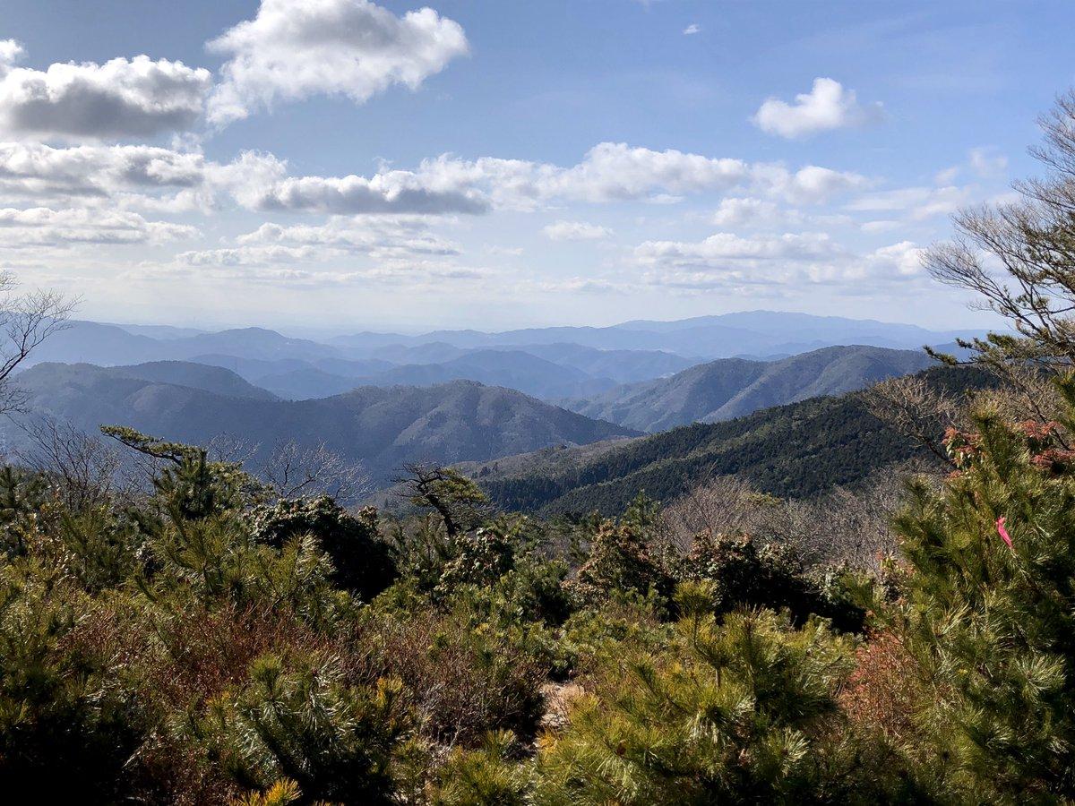 半国山(はんごくやま)山頂(その3) https://t.co/gCZ9x7qyO0  #山行記録 #山行 #ハイキング #ハイキングコース #hiking #半国山 #登山 #mountainclimbing #山登り #日本 #japan #京都府 #亀岡市 #山 #mountain #京都の山 #烏帽子岳 #赤熊コース #登山道 #trail #山頂 #頂上 #summit #眺望 #view https://t.co/6Z1p8KyVh5