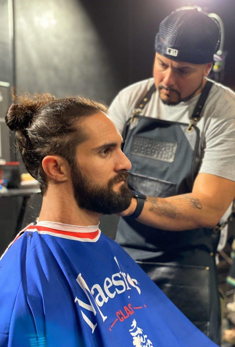 Seth Rollins Fans On Twitter Photos From Maestrosclassic S Instagram Story Sethrollins