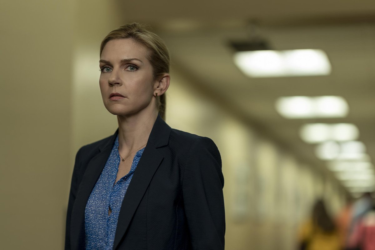 ✨@BetterCallSaul's Kim Wexler is the best character on TV, period bit.ly/32O6UhN