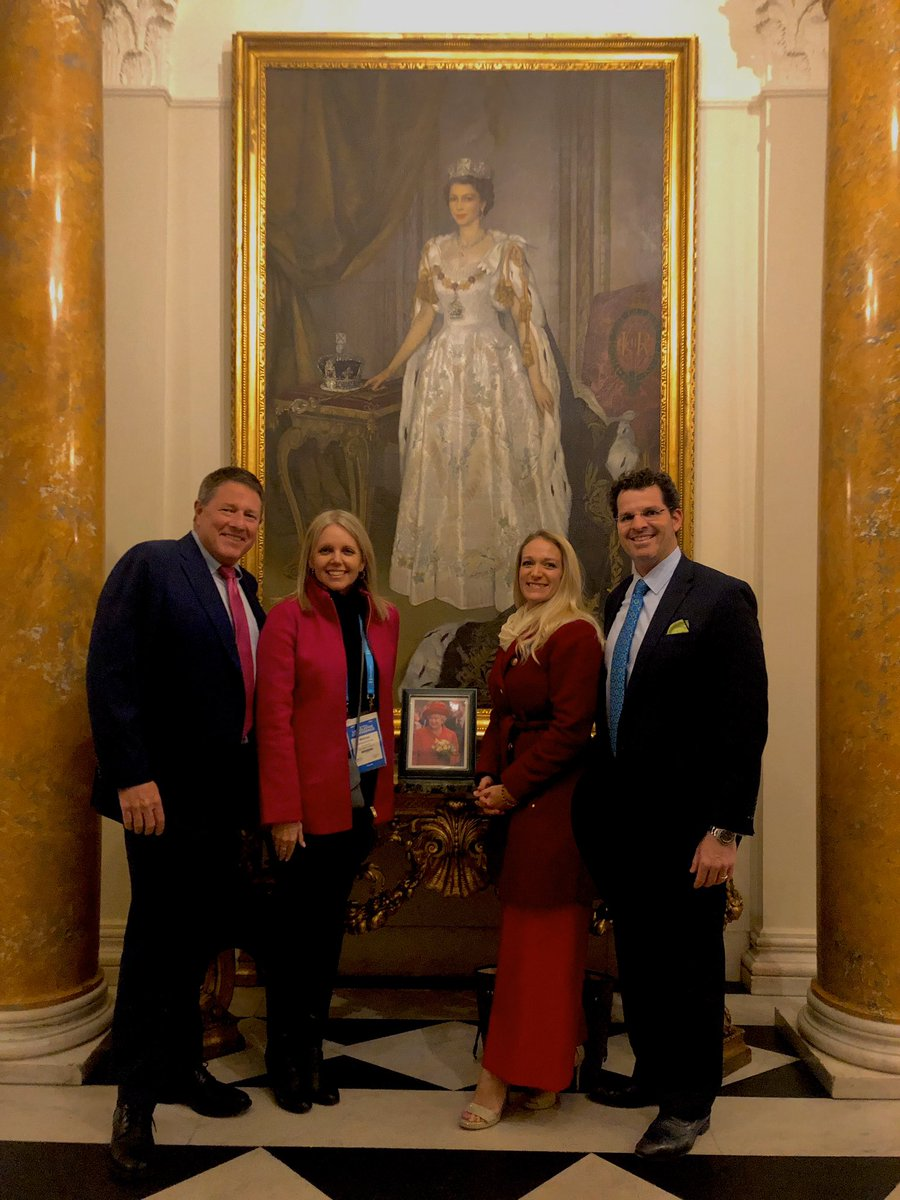 Thank you @UKinUSA for hosting @NACoTweets this evening and welcoming us on #British soil to enjoy the Ambassador's residence. Your recognition of local government's importance was appreciated. Happy to have you as an ally. 🇺🇸 🏴 https://t.co/5hDlnhZEBK