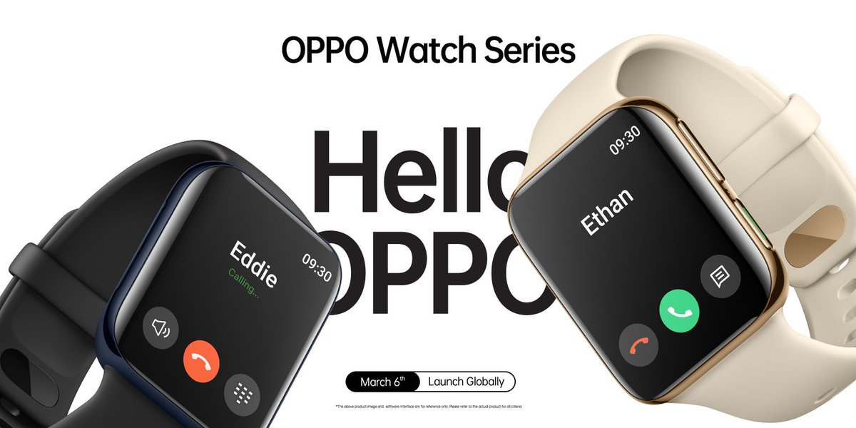 Cool, here's another new smartwatch that looks like an Apple Watch