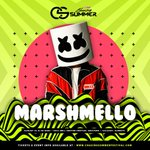 Image for the Tweet beginning: Press play with @marshmellomusic for