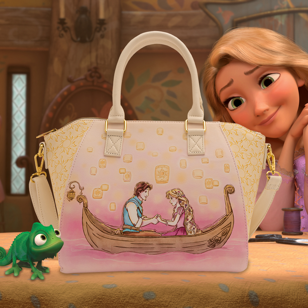 Loungefly On Twitter Rt If You See The Light Tangled Satchel Now Available In Stores Hottopic Https T Co 9csv3jlbcu Loungefly Purse Disney Tangled Https T Co Dkxysbznmv