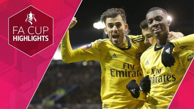 Xem lại Portsmouth vs Arsenal, FA Cup – 03/03/2020