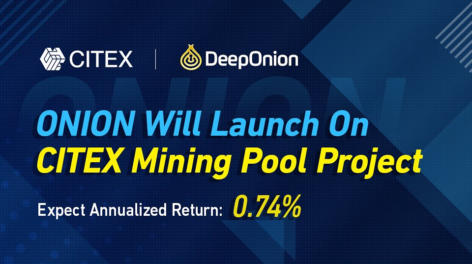 ONION DeepOnion coin