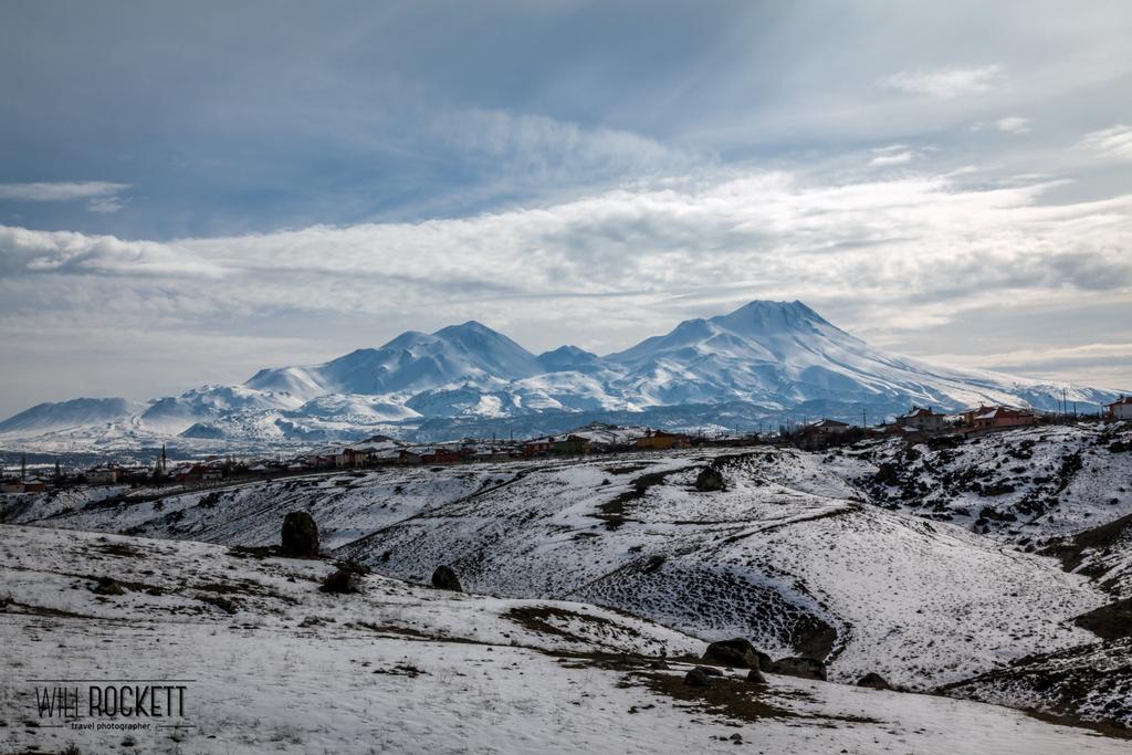 Hasan #Mountain  in #Aksaray , #Turkey  🇹🇷