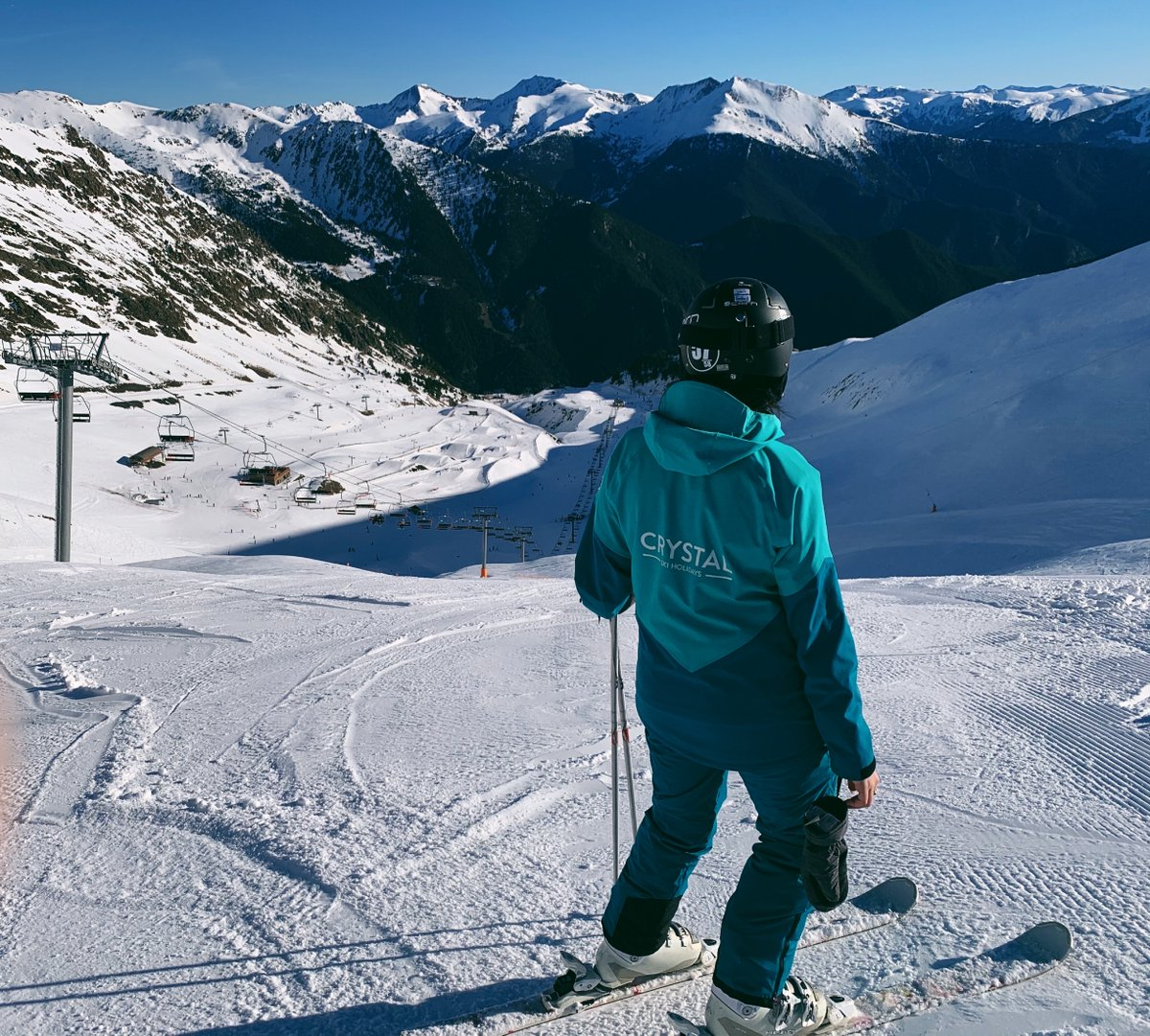 Who else wants this to be their current situation? #ad _ 📍 Arinsal, Andorra https://t.co/n597V94oBJ