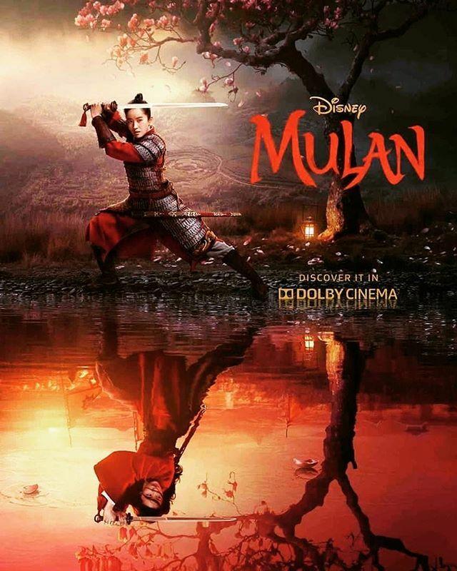 New Poster for Mulan...  3.27.20  #mulan #disney #disneymovie #disneyclassic #action #movie #movies #geek #geekgirl #like #love #instagood #comment #share #moviesplash pic.twitter.com/URKzq7cXGr