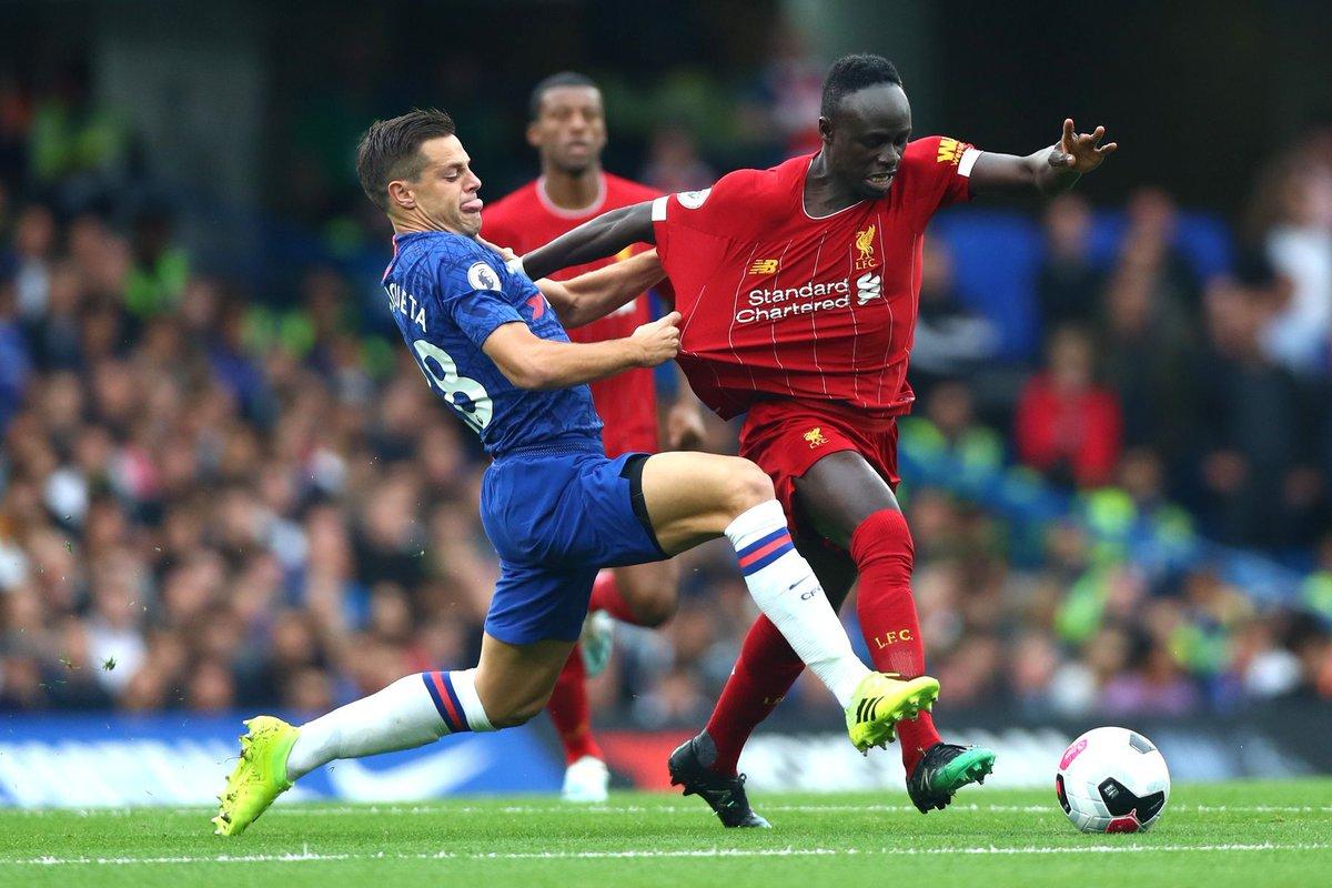 Chelsea vs Liverpool (22:30 - 20 Tháng 9)
