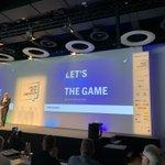 Image for the Tweet beginning: #OPS2020 Rainer Hundsdörfer on stage...