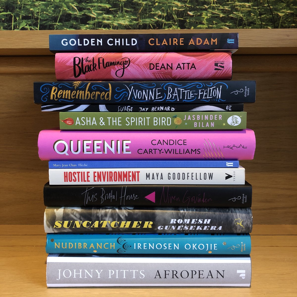 """IT IS HERE!!! Our 2020 #longlist and your """"new favourite books"""""""