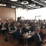 Image for the Tweet beginning: #OPS2020 what a great audience...