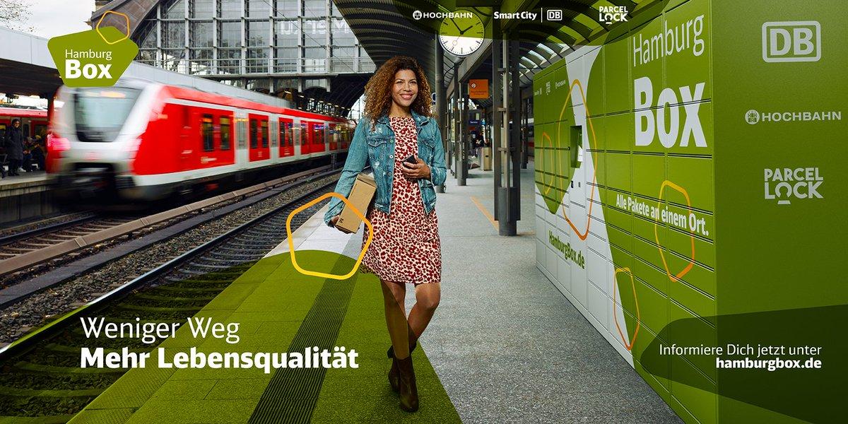 Moin Moin! Die Hamburg Box ist da! Demnächst könnt ihr euch eure DPD Pakete auch an Paketstationen an 21 Bahnhöfen und U-Bahn-Haltestellen in Hamburg liefern lassen. Mehr Infos dazu unter: https://bit.ly/39uxrDD #HamburgBox pic.twitter.com/9QeW1t2tYy
