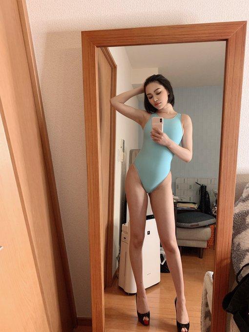 グラビアアイドル水木ケイトのTwitter自撮りエロ画像52