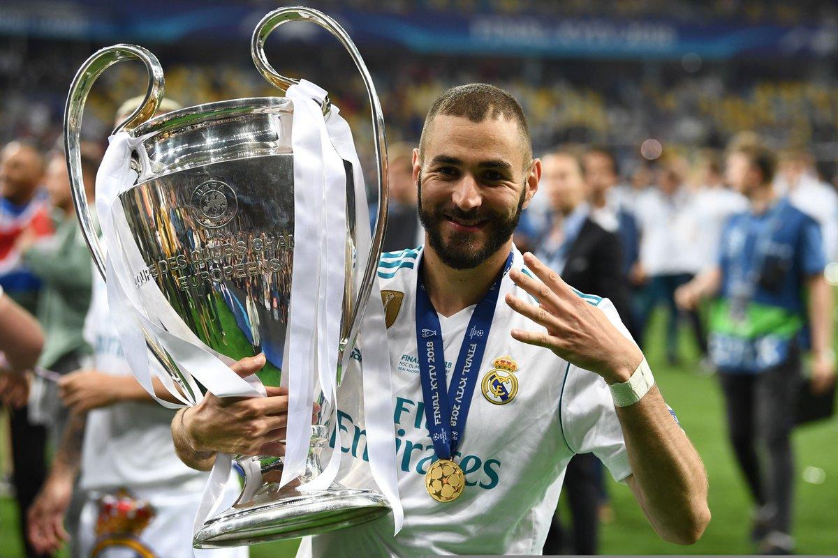 "UEFA Champions League on Twitter: ""ℹ️ Karim Benzema at Real ..."