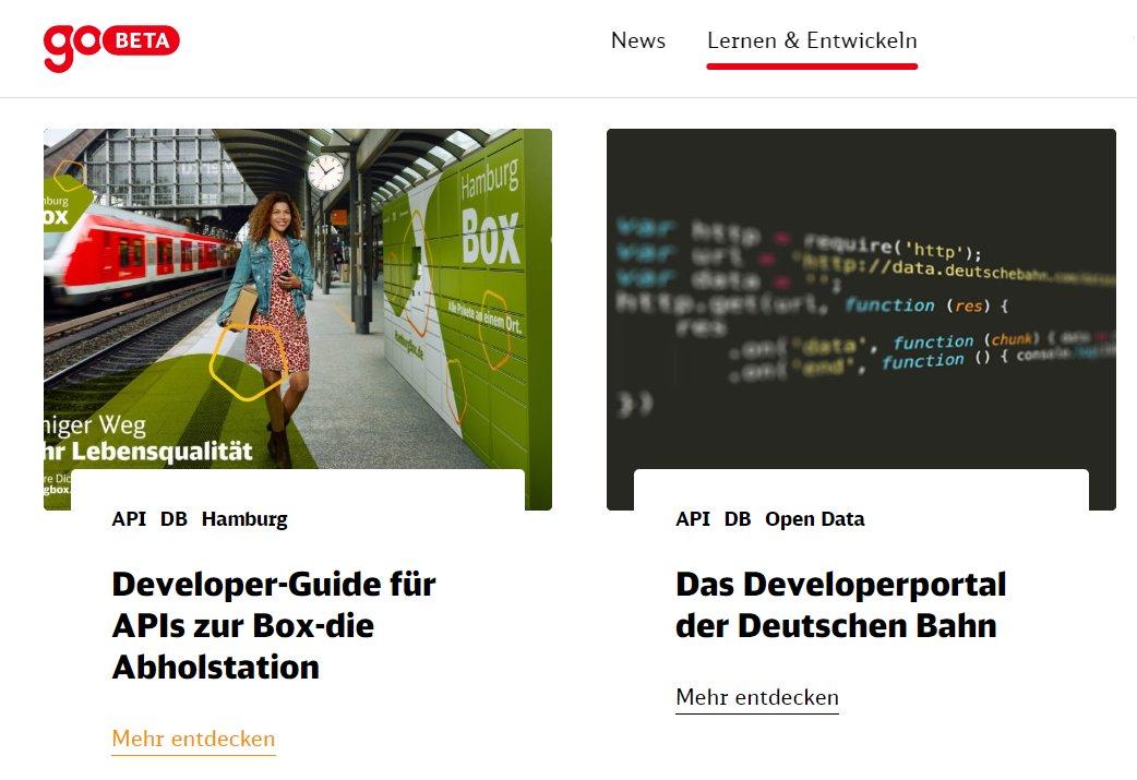 In #Hamburg steht die #hamburgbox. Und hier steht, wie die APIs dazu funktionieren. Schaut rein, wenn Ihr die Box in eigene Anwendungen einbauen wollt: https://gobeta.de/projekte/developer-guide-fuer-apis-zur-box-die-abholstation/…  #itshamburg2021 #itshackathon #gobetapic.twitter.com/cqwTAzqBEH