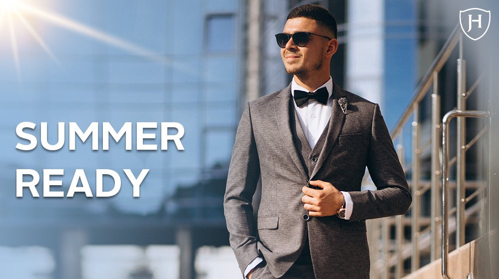 Breathable Fabrics and Summer! Can you think of a better pairing?  #ADifferentLeague #IAmJHampstead  #IAmTheNew #JHampstead #MensStyle  #IndianFashion #SuitedUp #WorkClothes  #DailySuits #CityFashion #SuitSwag  #ManClothes #SuitedMan #MenFormalWear  #IndianMensStylepic.twitter.com/jLkTlj1c0m