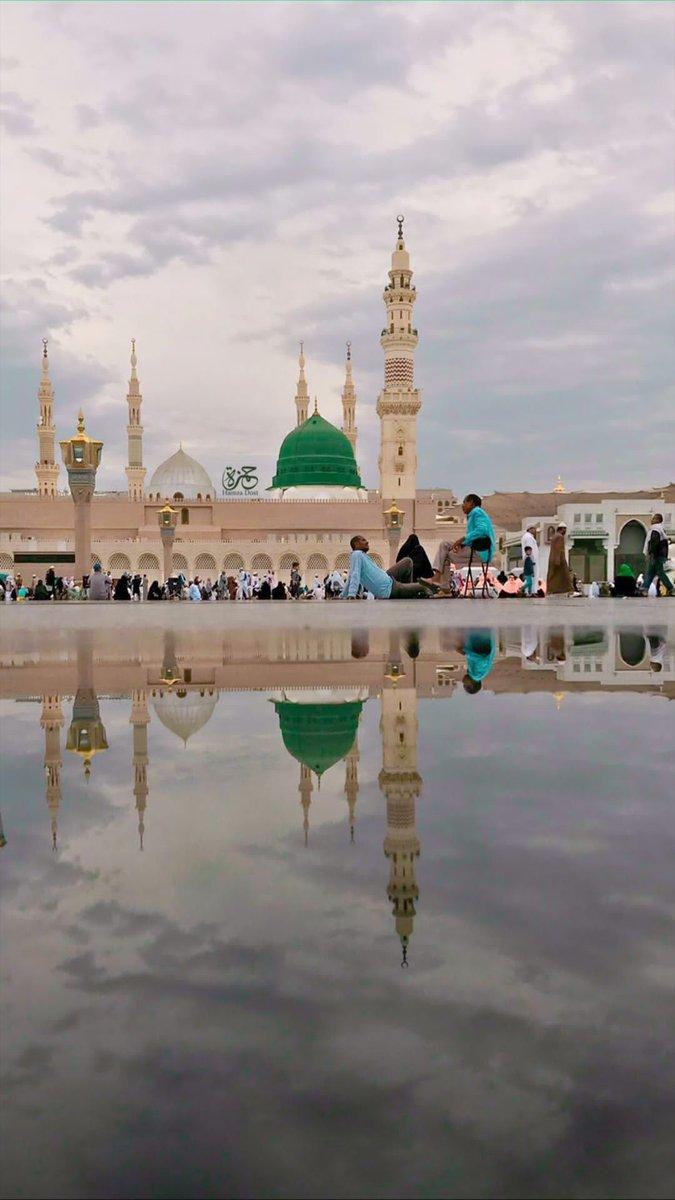 المسجد النبوي عالية الدقة خلفيات المدينة المنورة Hd