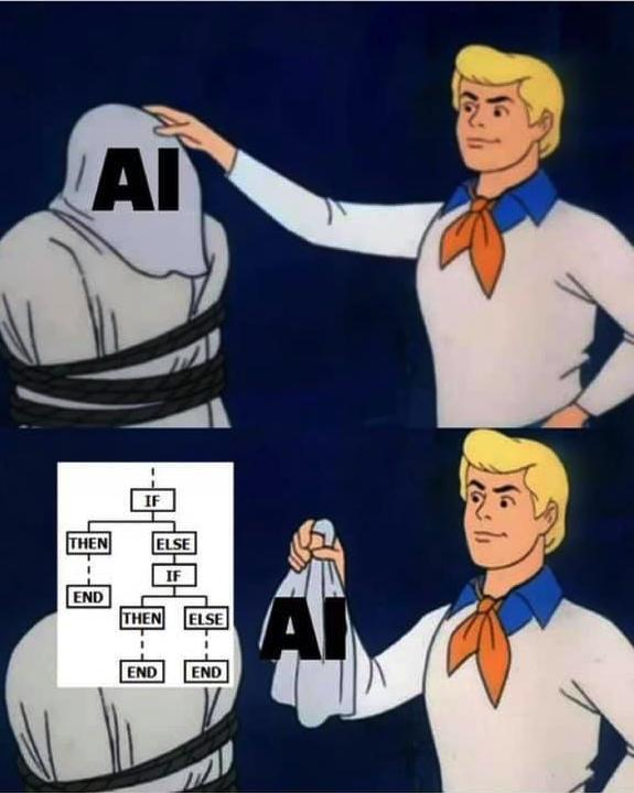 "Happens each time I speak to founders about their next ""AI-powered"" app idea https://t.co/Adl8YD989p"