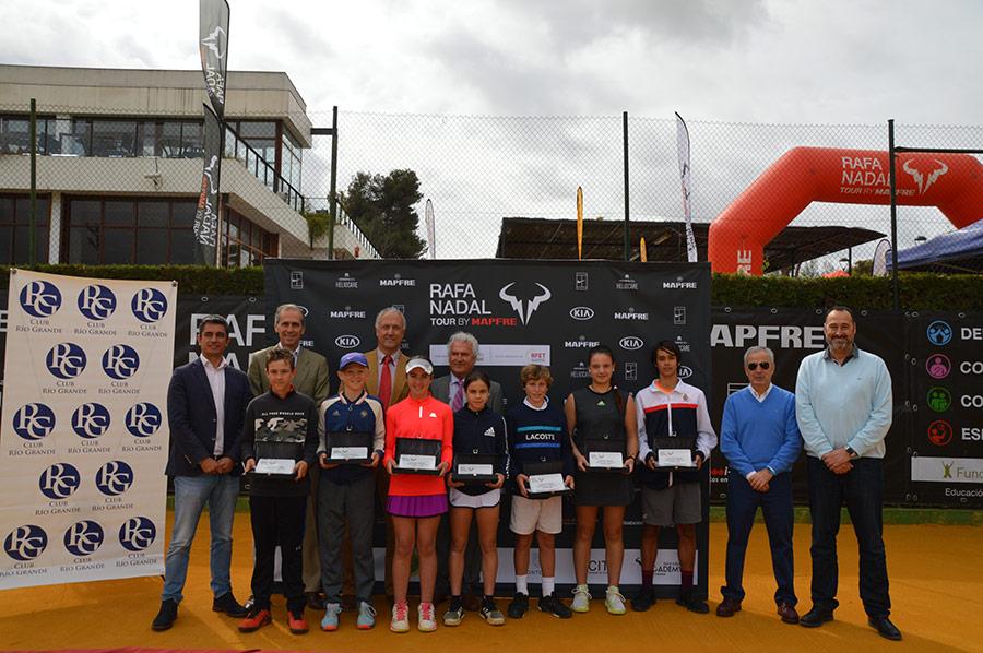 Luis García, campeón del #RafaNadalTour de Sevilla ➡️ https://t.co/59XjRiW59D https://t.co/X5xwAVQO2D