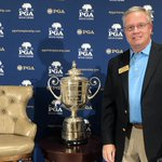 Image for the Tweet beginning: CPGA President, Bob Byrnes at