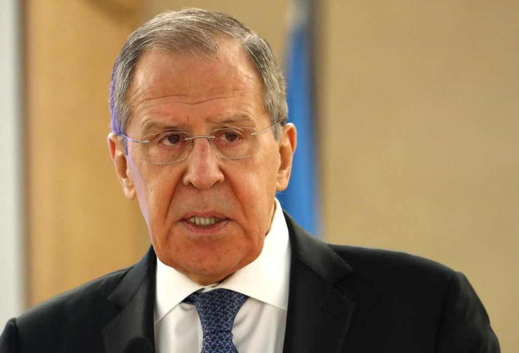 Russia will not stop fighting terrorism to solve Europe's migration crisis: Lavrov
