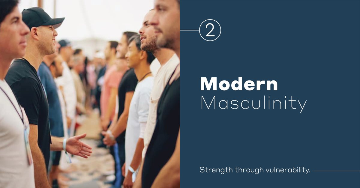 How can brands continue the conversation and cultural repositioning of modern masculinity to support and inspire?Read the full report in our blog at https://invokbrands.com/consider-this/2020-trends… #invokbrands #trendreport #trending #trends #trend #2020trends #modernmasculinity #masculinitypic.twitter.com/UU1jW0fm3s
