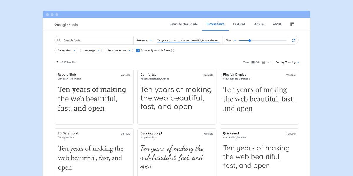 Material Design On Twitter Put Googlefonts Hundreds Of Free And Open Source Fonts To Use In Your Own Product With A Little Help From Our Type Scale Generator Https T Co P61hawq2v1 Https T Co Kh6ijzfauj