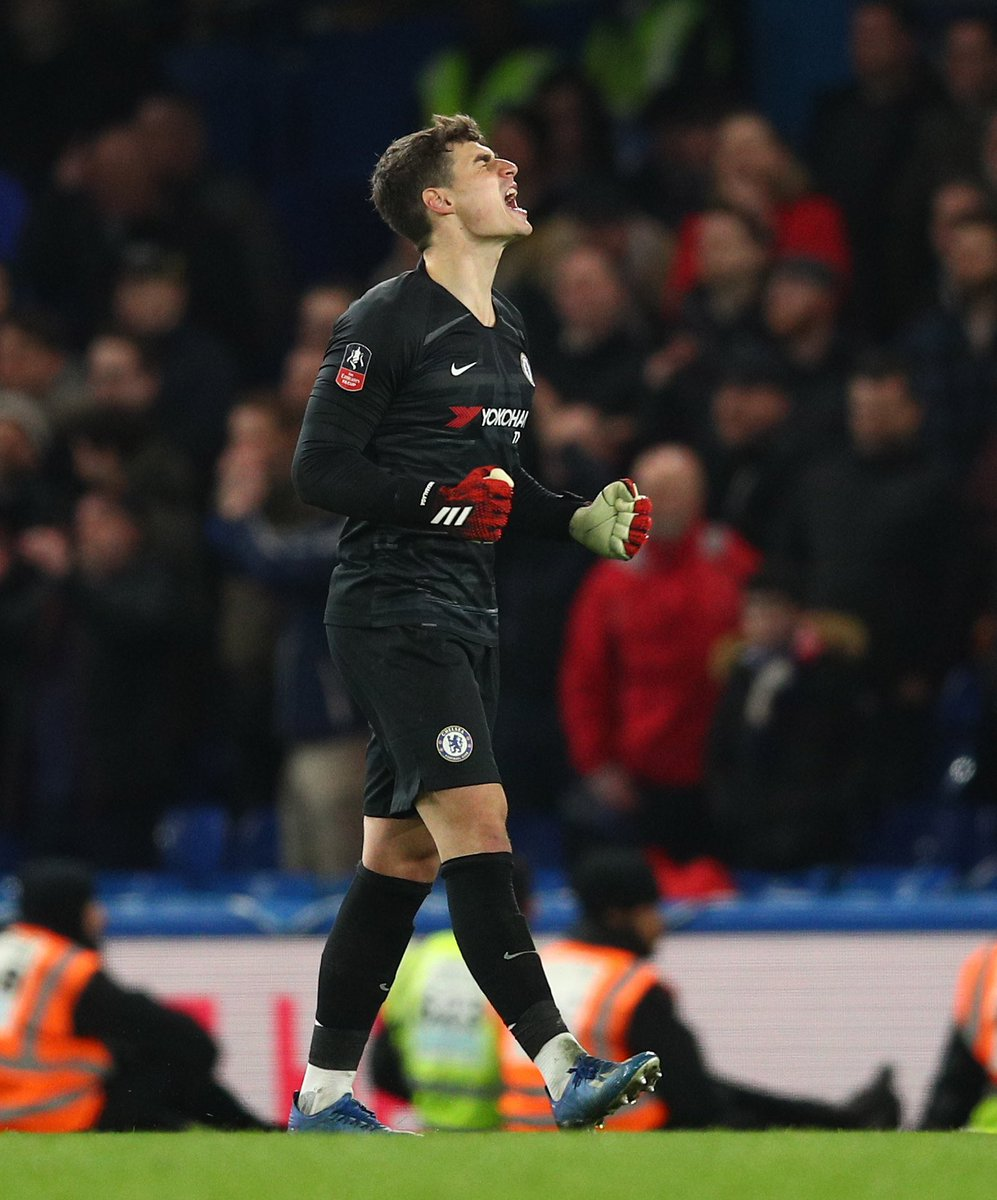 Never too high, never too low @chelseafc