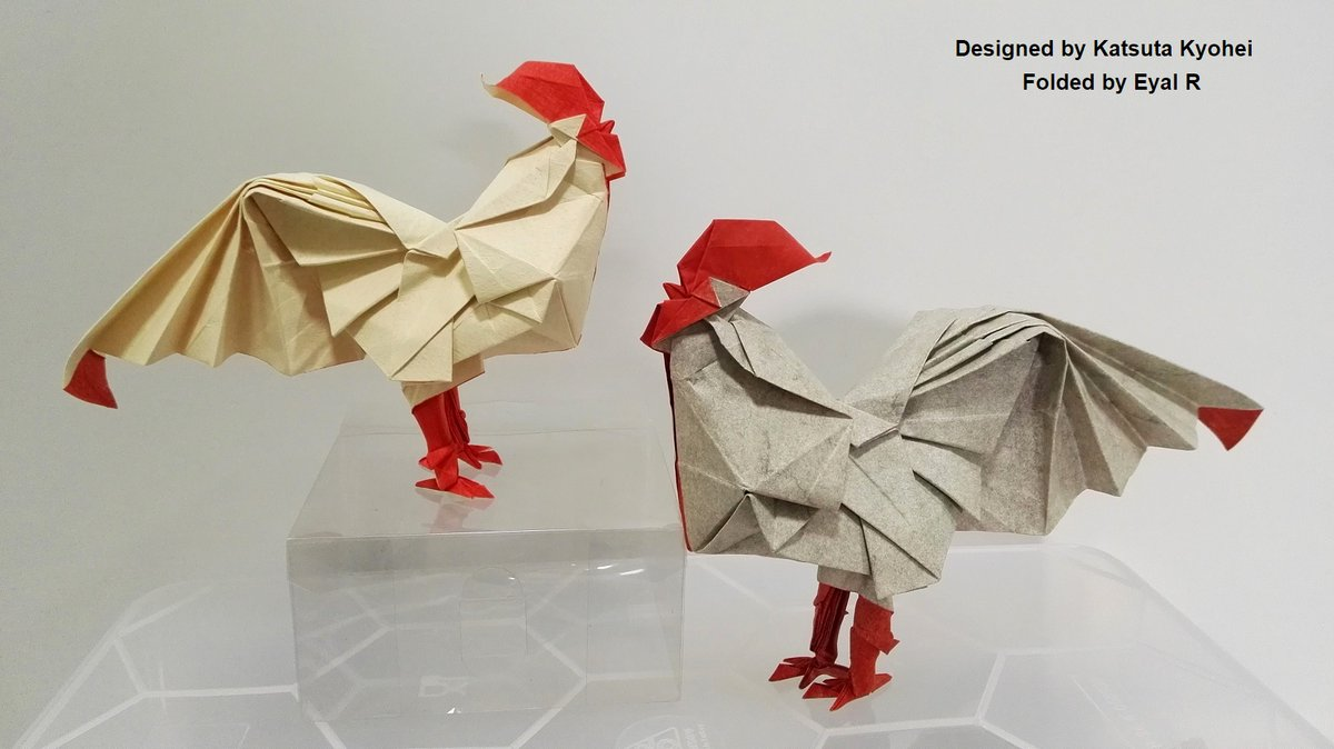 This Week in Origami, Non-Paper Material Edition | 674x1200