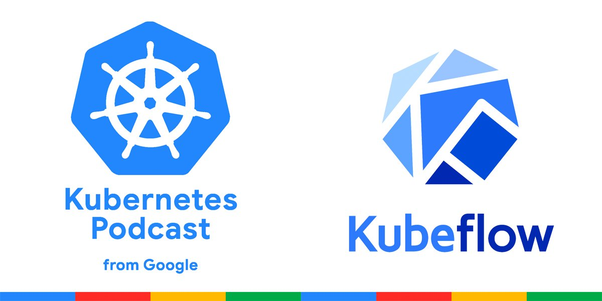 Congratulations to the @kubeflow project on their 1.0 release! 🎉 This week's guest is Jeremy Lewi (@jeremylewi), software engineer at @gcpcloud and founder of the Kubeflow project. Learn about machine learning! 📃 kubernetespodcast.com/episode/093-ku… 🔊 kubernetespodcast.com/subscribe
