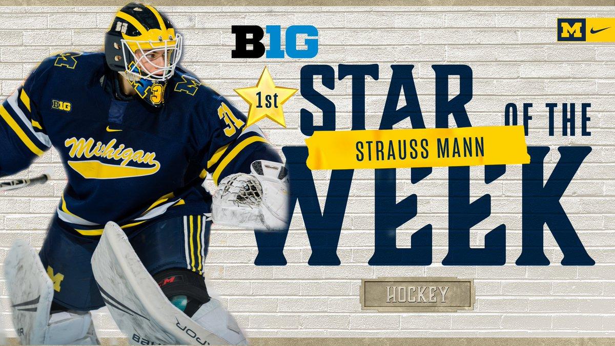 Congratulations Strauss Mann!