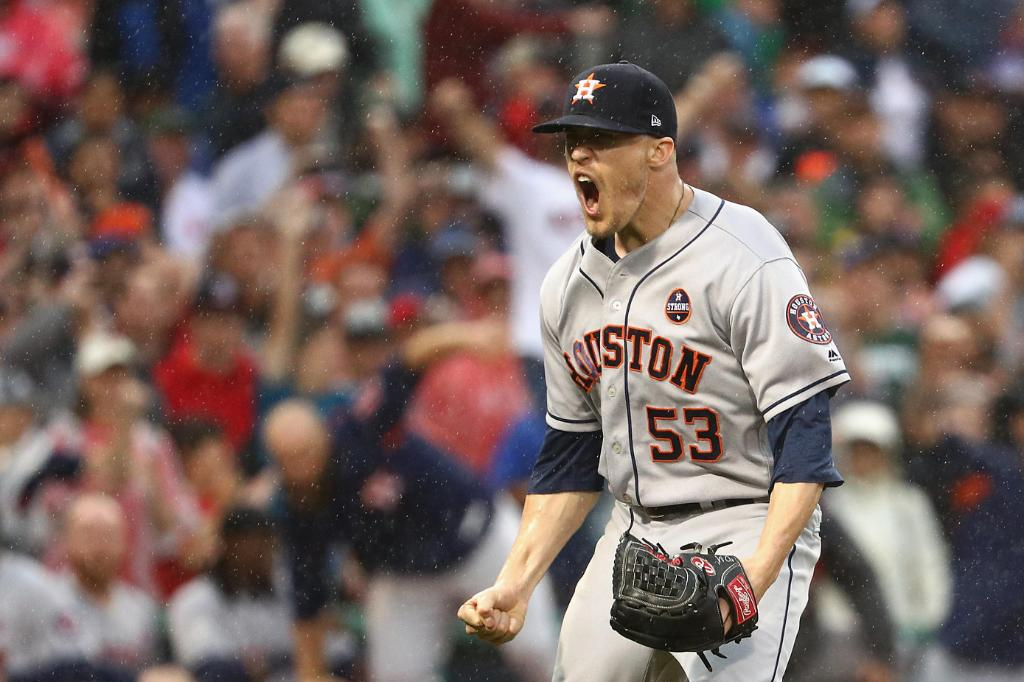Former Astros pitcher Ken Giles says he'd give back World Series ring over cheating scandal