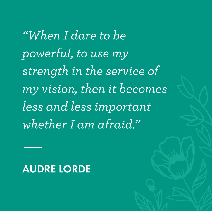 Your Inspired Quote of the Week #compendiumliveinspired #compendium #liveinspired #quote #quotes #qotd #audrelorde